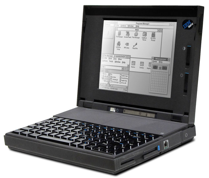 Luggable Laptop
