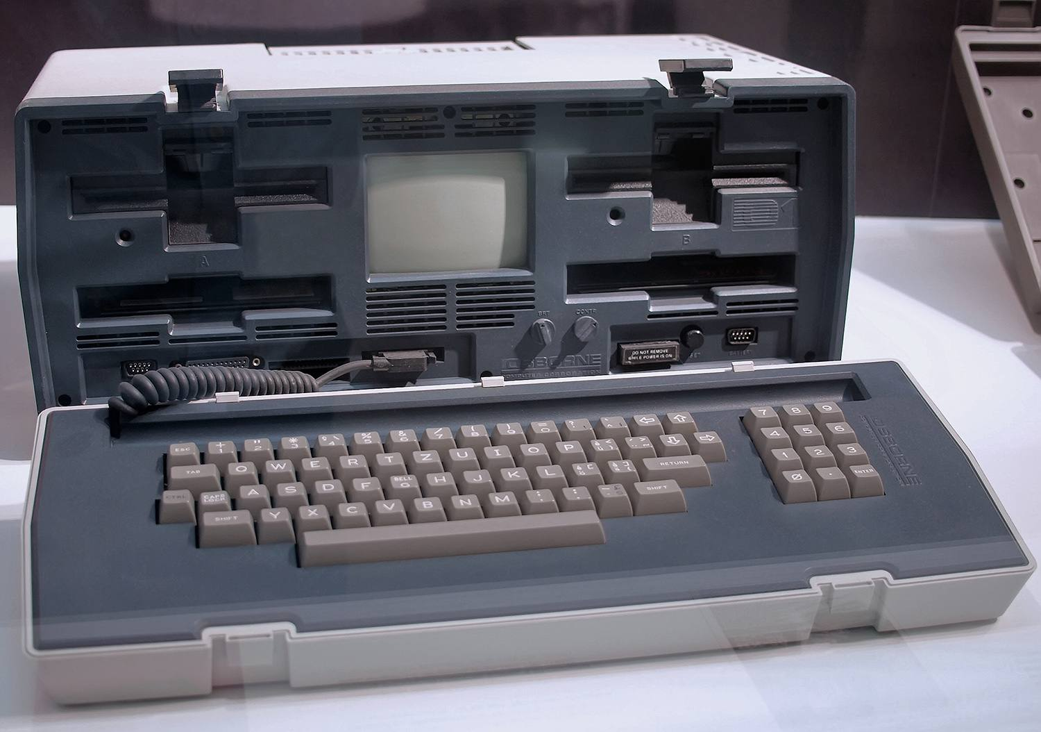 Luggable pc